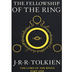 کتاب The Fellowship of the Ring - The Lord of the Rings 1
