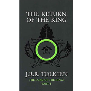 کتاب The Return of the King - The Lord of the Rings 3