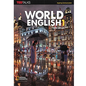 کتاب World English 1 Third Edition ویرایش سوم