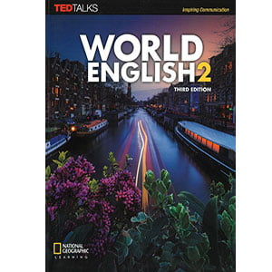 کتاب World English 2 Third Edition ویرایش سوم