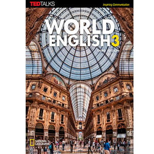 کتاب World English 3 Third Edition ویرایش سوم